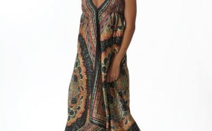 Jedwabna sukienka Classique