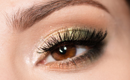 Makijaż: Zielona Pomarańcza
