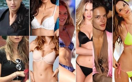 Modelki Victoria s Secret po pracy. Nadal atrakcyjne