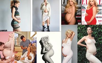 Przyszłe i świeżo upieczone matki podbijają magazyny mody