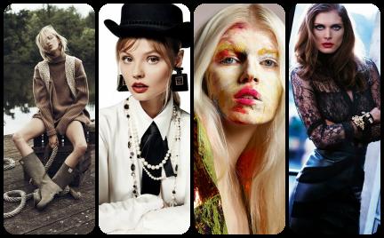 Cztery Polki w rankingu modelek Vogue Paris