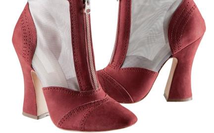 Z czym to nosić: buty H M