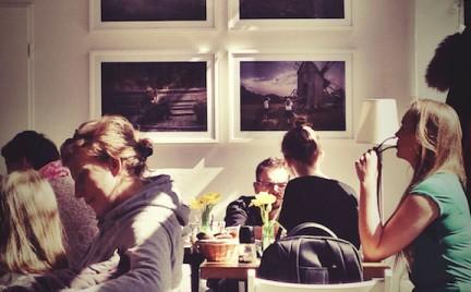 Snobka w mieście: wystawa fotografii w Kubek w kubek cafe