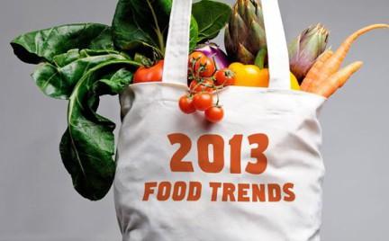Top 5. Trendy kulinarne 2013 roku