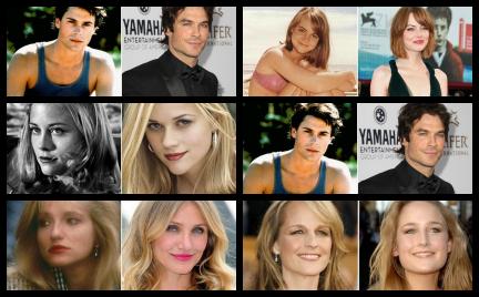 Top 12. Aktorzy którzy są sobowtórami gwiazd z poprzednich pokoleń