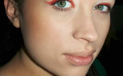Makijaż 206 - Estee Lauder dla Dereka Lama