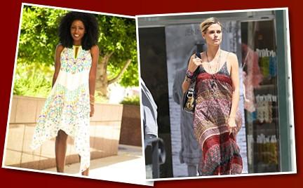 Która lepiej: Heidi Klum czy Folake redaktorka Style Pantry