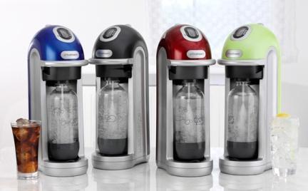 SodaStream czyli gazowane napoje własnej produkcji