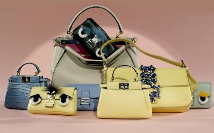 Nowe it-bags na wiosnę: Micro Bags od Fendi