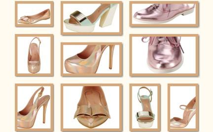 Hit czy kit: metaliczne buty