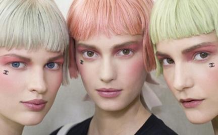 Zamienniki kosmetyczne: różowy makijaż z 2012-13 Chanel Cruise Show