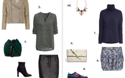 Porada: jak nosić jesienne spódnice