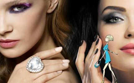 Kosmetyczna agentka: makijaż karnawałowy