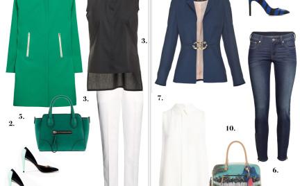 Porada: 8 sposobów na elegancki strój do pracy