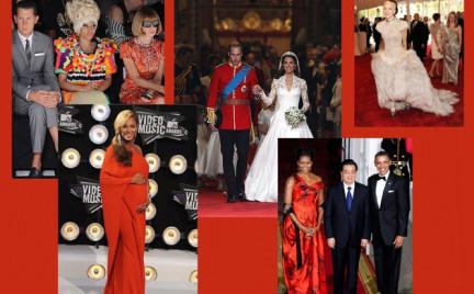 Najlepsze kreacje roku 2011