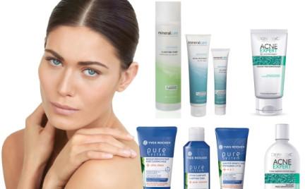 Niedoskonałościom skóry powiedz NIE nowości kosmetyczne