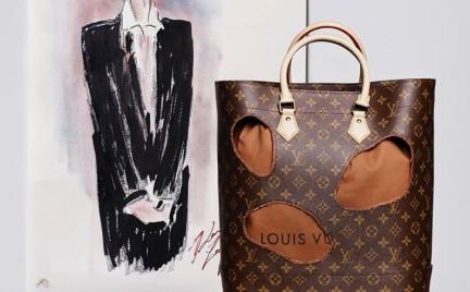 Dziurawa torba w limitowanej kolekcji Louis Vuitton. Dom mody świętuje 160-lecie marki