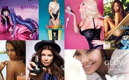 Tyle gwiazdy zarabiają na własnych perfumach