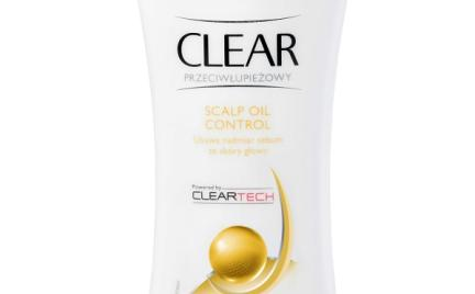 Scalp Oil Control Clear