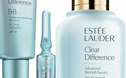 Linia tygodnia: Est e Lauder Clear Difference
