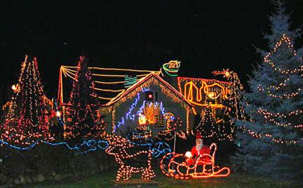 Hit czy kit: świąteczna illuminacja w Polkowicach