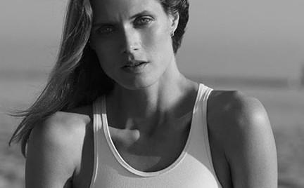 Piękna Małgosia Bela na lipcowej okładce magazynu Vogue
