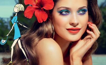 Kosmetyczna Agentka: wakacyjna kosmetyczka