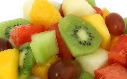 Dieta: sałatki na piękną cerę