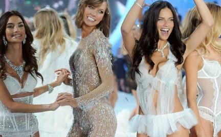 Spektakularny pokaz Victoria s Secret Zobacz najpiękniejsze kobiety świata