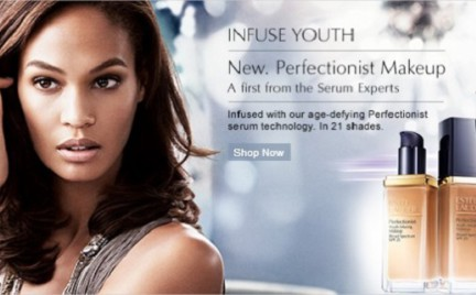 W poszukiwaniu podkładu idealnego: Perfectionist Youth-Infusing Makeup Estee Lauder