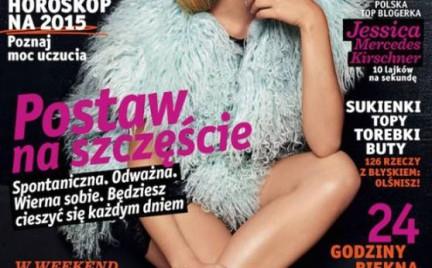 Jessica Mercedes Kirchner: pierwsza polska top blogerka na okładce Joya