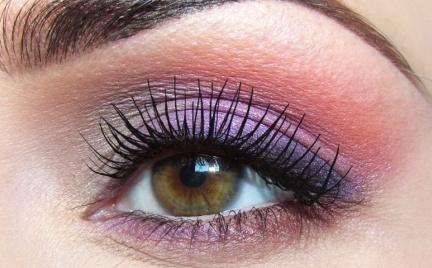 Makijaż: Ultrafiolet