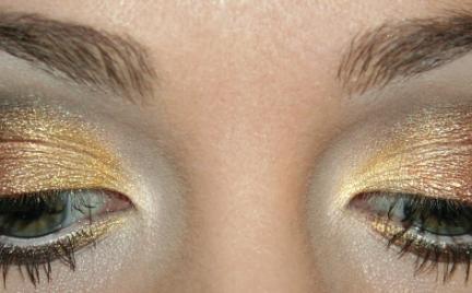Makijaż 134 tygrysie oko
