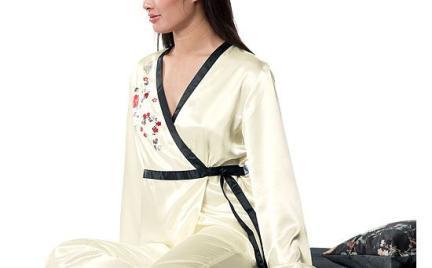 Poniżej 100 zł: piżama kimonowa