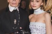 Lily-Rose Depp nową twarzą Chanel