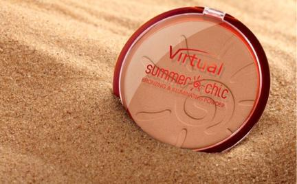 Puder Summer Chic Virtual