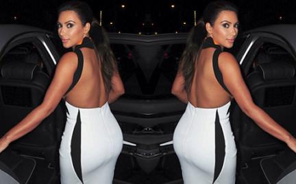 Kobiety marzą o pośladkach J.Lo i Kim Kardashian