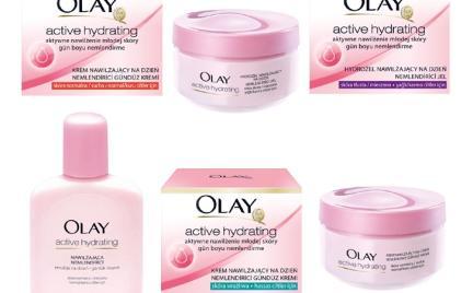 Active Hydrating Olay