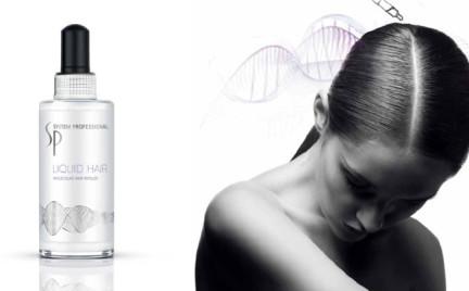 Sprawdziłyśmy na sobie: molekularne wypełnianie włosów z SP Liquid Hair Wella