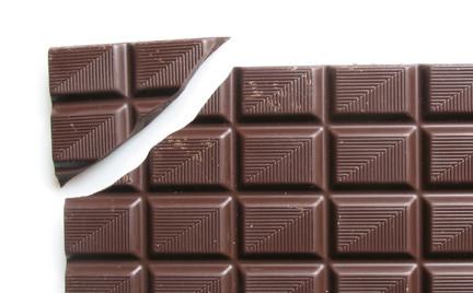 Dieta: alergia na czekoladę