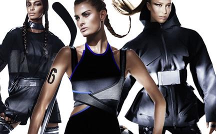 Gwiazdorska kampania kolekcji Alexander Wang dla H M. Piękne modelki i seksowni sportowcy