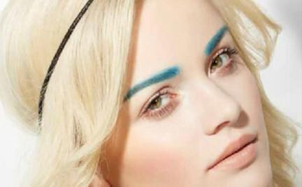 Zamienniki kosmetyczne: kolorowe brwi z Bourjois