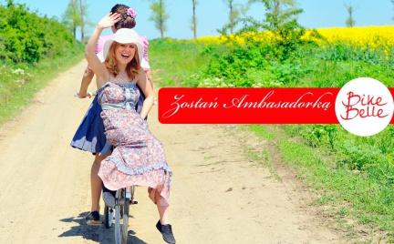 Zostań rowerową ambasadorką Bike Belle