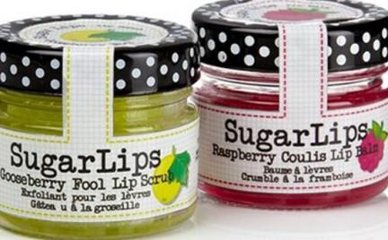 Kosmetyk tygodnia: agrest i maliny w Sugar Lips