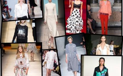 10 najbardziej praktycznych looków z mediolańskiego tygodnia mody