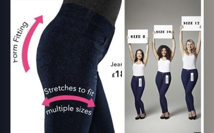 Wonderfit Jeans czyli inteligentne spodnie