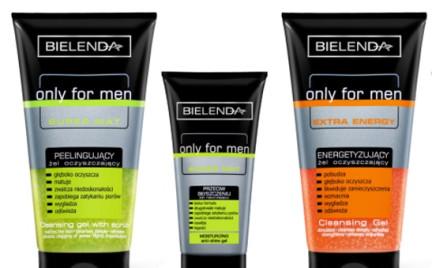 Pomysł na prezent dla chłopaka: Bielenda Only For Men