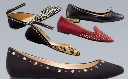 Jesień w butach Zara