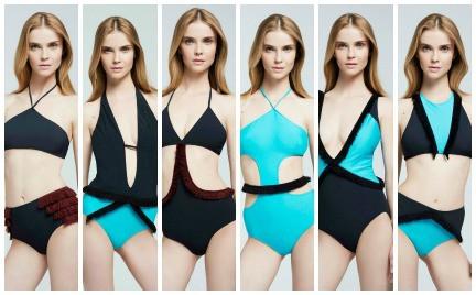 Kolekcja kostiumów kąpielowych Reformy: nowoczesna i seksowna