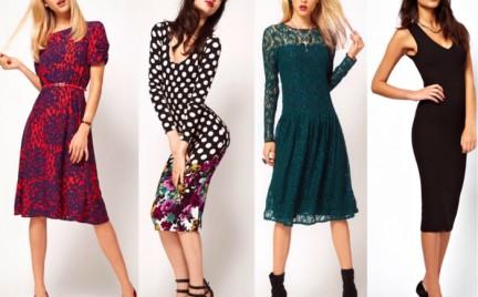 Hit czy kit: sukienki midi
